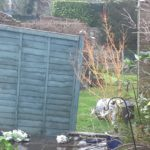 storm damage fence panels in deal kent